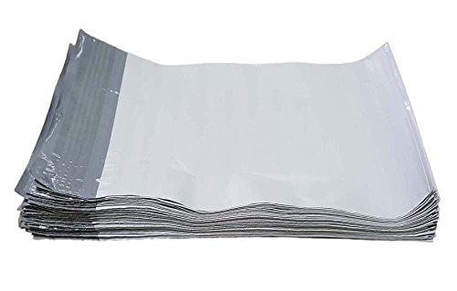 iMBAPrice100 - 9x12 Premium Matte Finish Self-Sealing Non-Padded White Poly Mailers/Mailing Envelopes/Bags (iMBA-3PM-100)