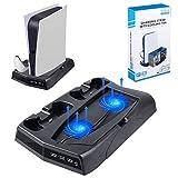 Soporte Vertical para Controlador para Sony Playstation 5 / PS5, Consola, Consola de Edición...