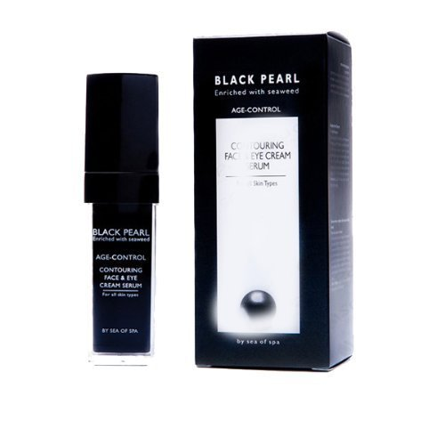 Sea of Spa Black Pearl - Face and Eye Serum, 1-Ounce by Sea of Spa