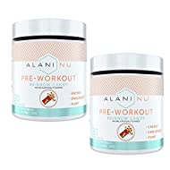 Alani Nu Pre-Workout - Rainbow Candy 2 Pack