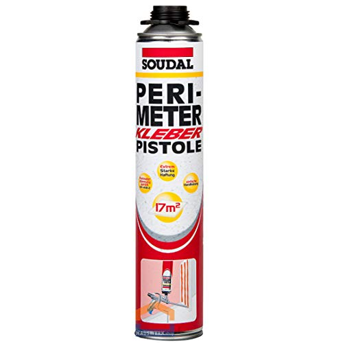 Soudal Perimeterkleber orange 750 ml