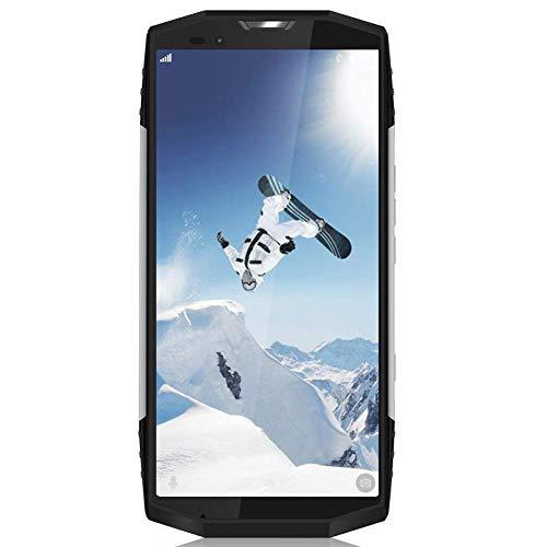 Blackview BV9000 Telefono Antigolpes (2018), 4GB RAM 64GB ROM Movil Todoterreno, 5.7 '' 18: 9 HD, 13MP+5MP+8MP Cámara, 4180mAh Batteria, Dual SIM 4G Smartphone, NFC/OTG/Reconocimiento Facial-Plata