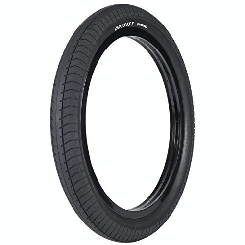 Odyssey Tires Path Pro Slick D-Ply 20X2.4 Bk/Blk - T-231-BK