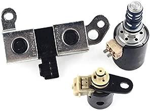 Transmission Solenoid Kit,4R70W 4R75W Solenoid Set Shift/EPC/TCC for Ford F150 1998-2004 (99128)