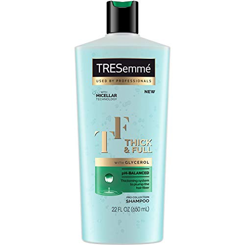 TRESemme Pro Collection Thick + Full Shampoo, 22 fl oz -  Unilever, 00129