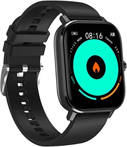 Reloj inteligente de moda ultra delgado de fitness relojes Bluetooth llamada impermeable rastreador de actividad con frecuencia cardíaca monitor de presión arterial desgaste diario