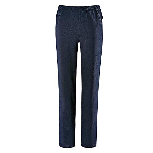 Schneider Sportswear Damen Hose Pisa, Dunkelblau, 20