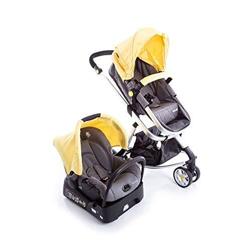 Travel System Mobi, Safety 1st, Yellow Joy