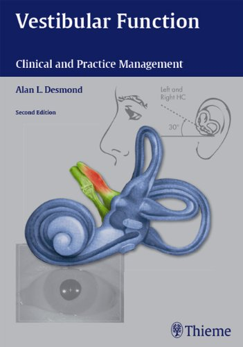 Vestibular Function: Clinical and Practice Management (English Edition)