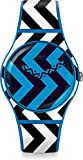 [スウォッチ] 腕時計 BLUZAG ブルザッグ NEW GENT ニュー・ジェント SUOS111 正規輸入品 ブルー