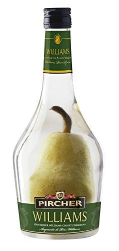 Acquavite di pere Williams con pera 70 cl. - Pircher Alto Adige