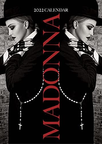 Madonna A3 2022 Kalender