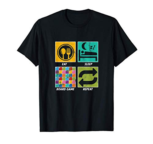ルール ボードゲーム ボードゲーム サイコロ 勝ち 負け 対戦 プレーヤー 配る Tシャツ