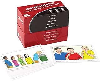 No-Glamour Social Language/Behavior Cards