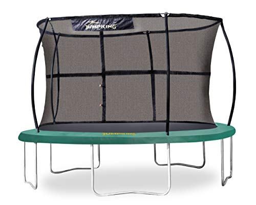 JumpKing Gartentrampolin JumpPOD – ø 366 cm