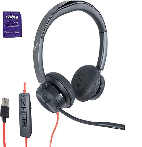 Poly Plantronics Blackwire 8225 Headset...