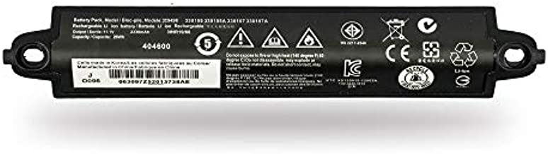 Aluo 359498 New Battery for Bose SoundLink Bluetooth Speaker III 330105 330105A 330107 330107A 404600 11.1V 2330mAh