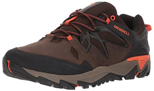 Merrell All Out Blaze 2 Herren Wanderschuh, wasserdicht, Braun (Clay), 41 EU