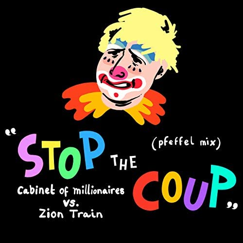 Cabinet Of Millionaires, Zion Train
