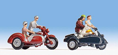 15905 - NOCH - HO - Motorradfahrer
