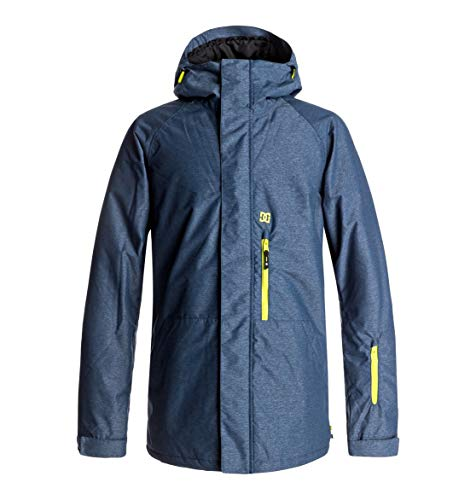 DC Shoes Ripley - Snow Jacket for Men - Snow Jacke - Männer - L - Lila