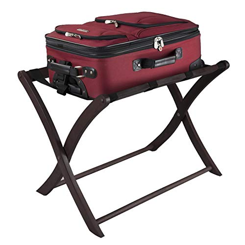 Winsome Wood Scarlett luggage rack, Espresso
