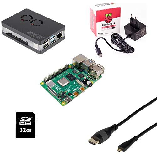 Raspberry Pi 4 (8GB RAM) Starterkit