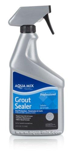 Aqua Mix Grout Sealer - 24 oz Spray
