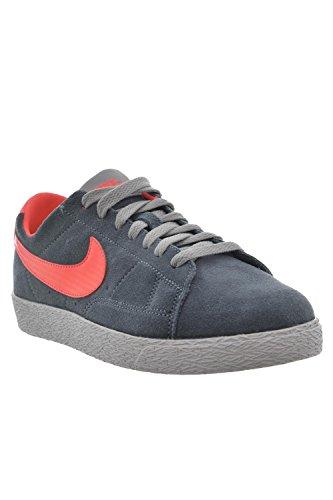Nike , Mädchen Sneaker, - Armory Slate Crimson - Größe: 5.5 UK