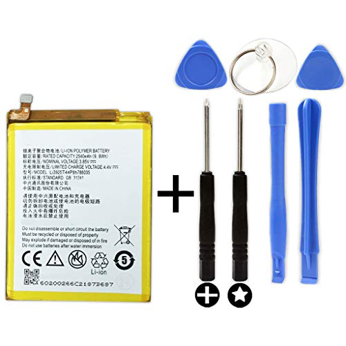 Bateria para ZTE Blade V7/V8/Neva 80/Dive 71 + Herramientas | Li3925T44P8h786035