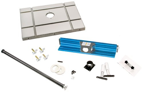 Shop Fox W1821 Router Table Attachment for W1819 and W1820 Table Saws