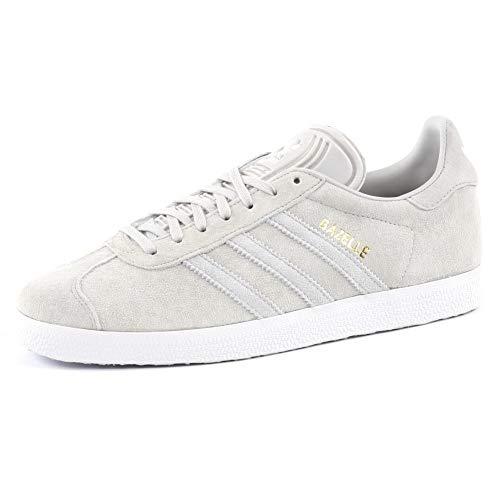 adidas Damen Gazelle W Fitnessschuhe, Grau (Griuno/Ftwbla/Gridos 000), 38 2/3 EU