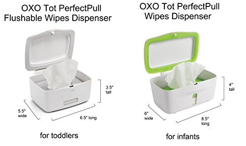 OXO(オクソー)『totワンタッチワイプスディスペンサー』