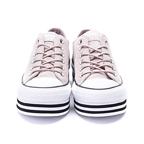 Sneakers Converse Chuck Taylor All Star in camoscio