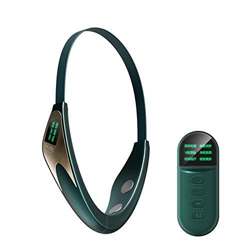 NLRHH Massager (tecnología Coreana), Dispositivo eléctrico de Belleza Facial en Forma de V, Levante la Cara y reduzca Las Arrugas de Cuello y Cuello Peng