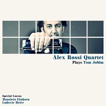 Alex Rossi Quartet Plays Tom Jobim