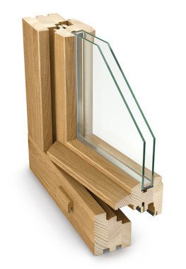 Fenster Holzfenster Kiefer, Meranti, Eiche Beste Preise!