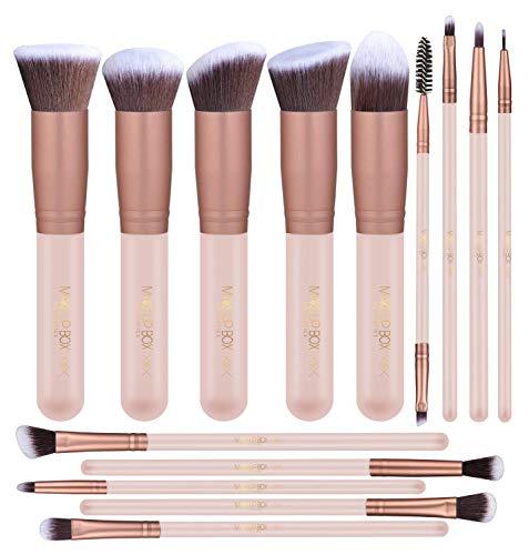 Brochas De Rostro marca makeupbox