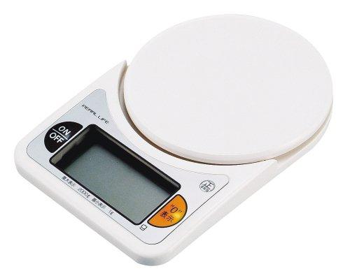 パール金属 デジタル キッチン スケール 2kg 用 スィートミーII D-115