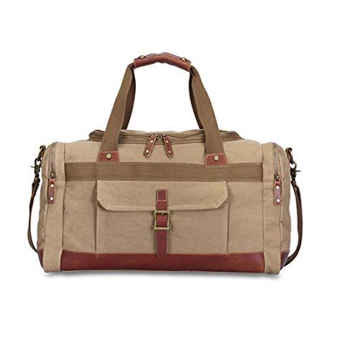 Travel Bags Canvas High Capacity Travel Bags Luggage Handbag for Shoulder Bag Tote Luggage