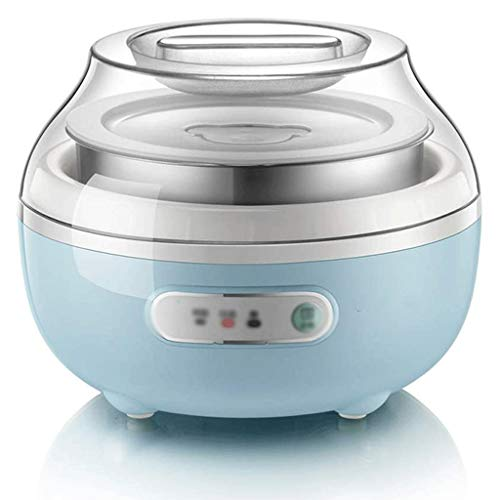 Great Features Of JTGYA Automatic Yogurt Maker, Household Electric Automatic Yogurt Yoghurt Maker St...