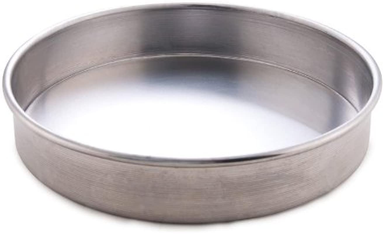 American Metalcraft A80121 5 Straight Sided Pan Aluminum 12 Dia 1 5 H