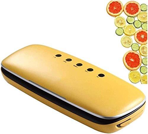 Sellador portátil, Mini máquina de sellado térmico, sellador de mini bolsa, máquina de sellador de plástico, sellador de vacío para alimentos Mini bolsa sellador máquina de calor portátil portátil Peq