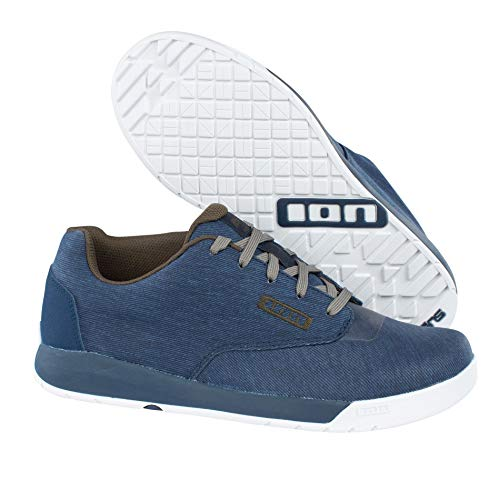 ION Scarpe Shoe Raid II Scarpe da Ciclismo Blu Oceano, Taglia:gr. 43