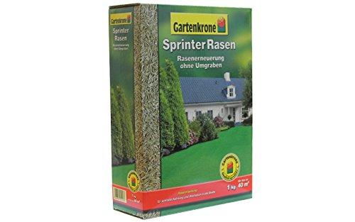 Gartenkrone Sprinterrasen 1kg
