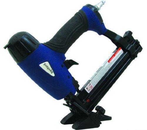 BYNFORD 18 GA Hardwood Flooring Stapler Nailer W/CONVERSION KIT to Normal Stapler (Uses standard narrow crown staples such as Senco by Bynford