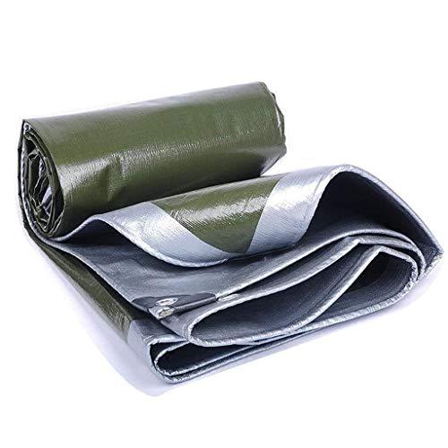 FF Bâche de Protection pour Parasol d'extérieur en Toile imperméable épaississant 3 x 4 m (Taille : 4 x 6 m) 3 * 5m