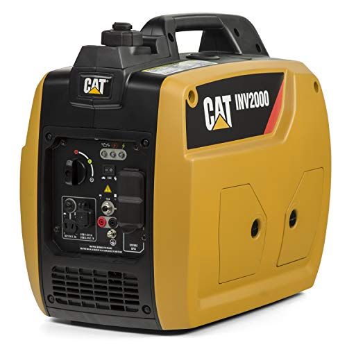 Cat INV2000 - 1800 Running Watts/2250 Starting Watts Gas Powered Inverter Generator 522-2700