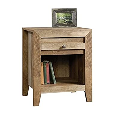 Sauder 418176, Furniture Dakota Pass Craftsman Oak Night Stand