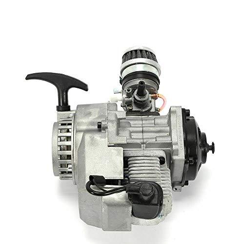 Wangkangyi Jasemy Motor Dirt Bike Pocket Bike 49CC/47CC Engine Motor ATV Quad Moto Aluminium Kinderquad Mini Getriebe Vergaser